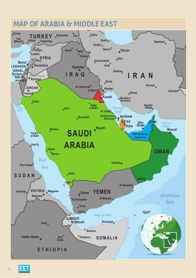 Discover Arabia Uae Oman Bahrain Qatar Kuwait The Arabian Gulf: Qatar Uae Map At Infoasik.co