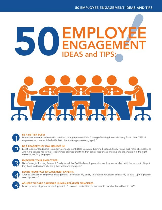 Employee engagament
