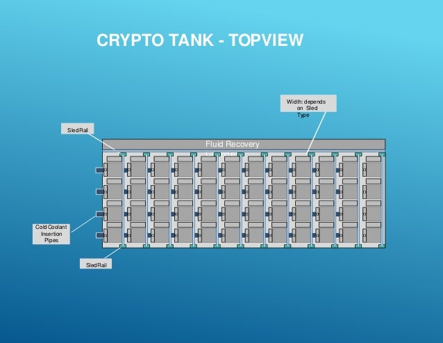 Immersion Cooling Cryptocurrency Tank Designs