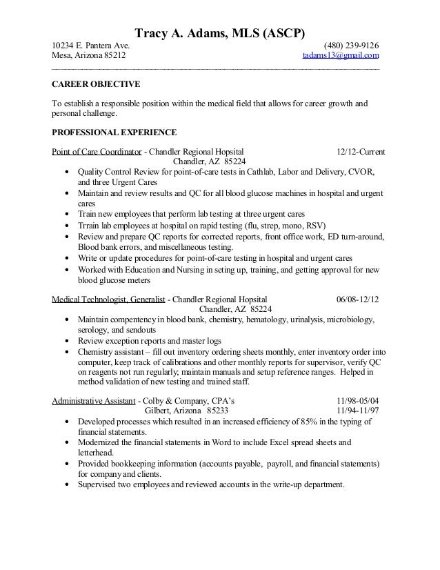 Where To Put Certifications On Resume