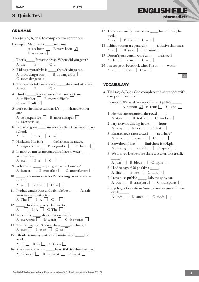 english file upper intermediate testy chomikuj
