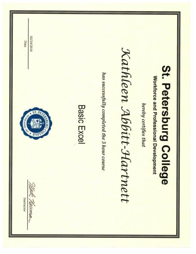 Excel courses.PDF