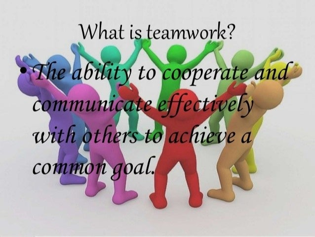 team work ppt