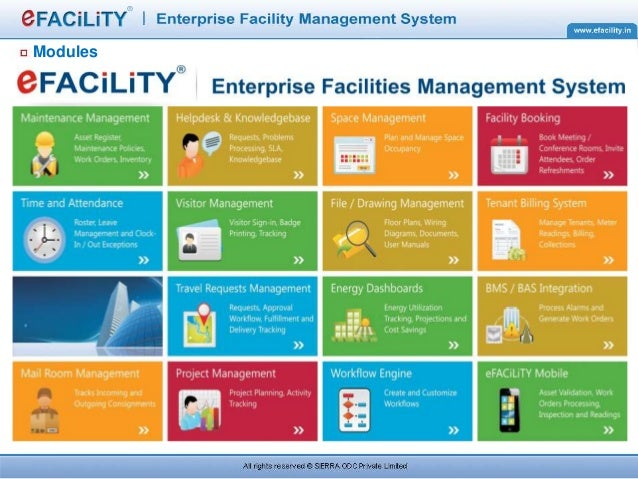 Efacility Visitor Management System