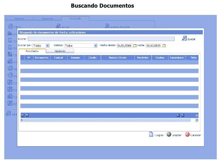 Buscando Documentos