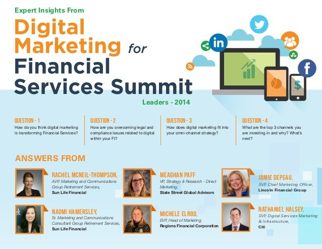 Digital marketing for financial services summit 2014 speaker ebook question 1 how do you think digital marketing is transforming financial services fandeluxe Image collections