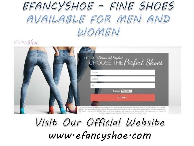 www.efancyshoe.com