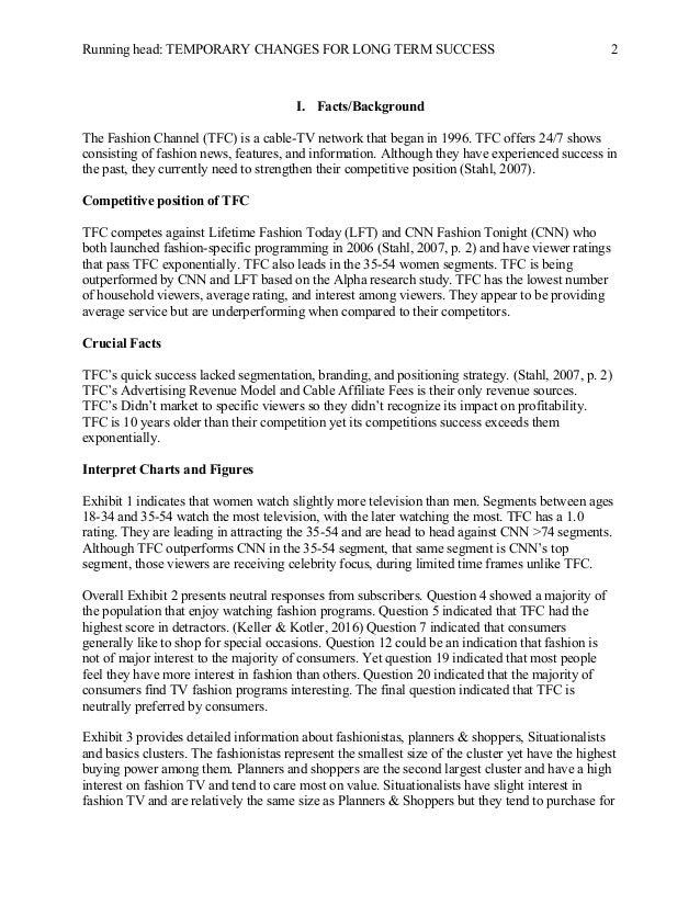fashion channel case write up   Xiaomeng Shi BUSI     Fashion     University of the Arts London