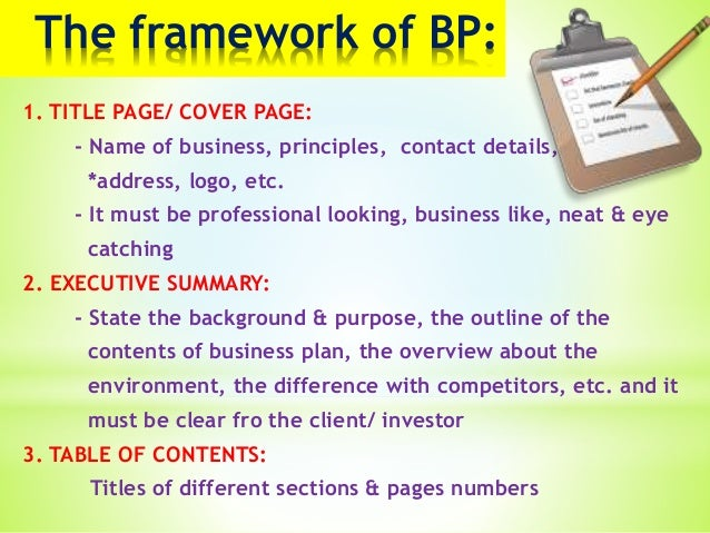 english for business business proposal
