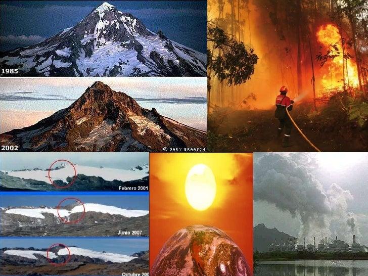 Efecto Invernadero Calentamiento Global