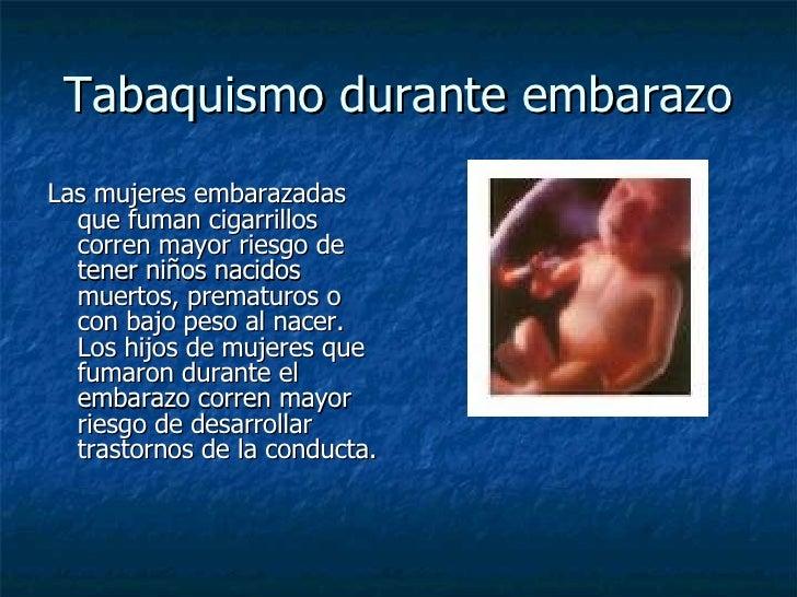 tabaquismo en el embarazo yahoo dating