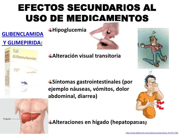 Efectos adversos. immer hm