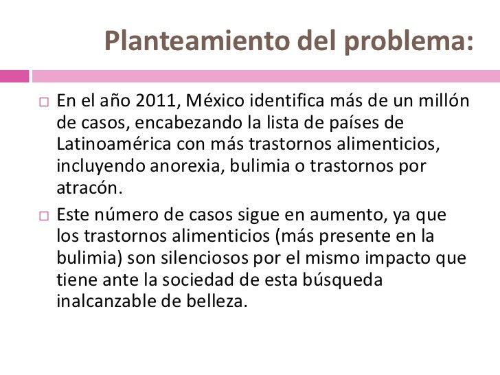 Efectos de la bulimia en relación de pareja Slide 2