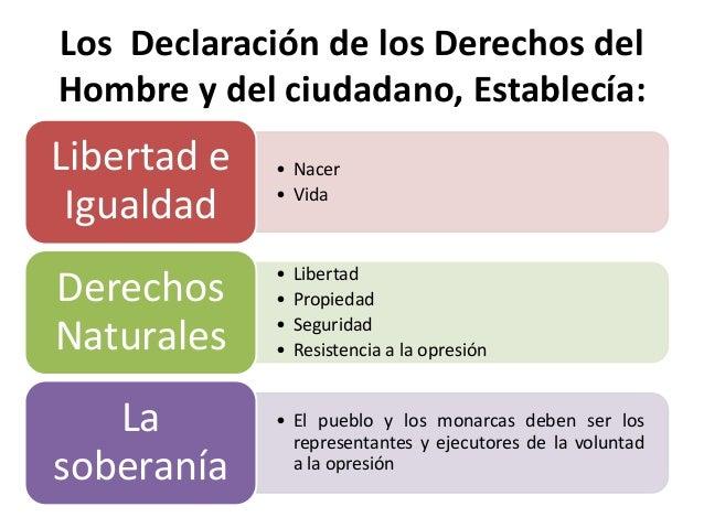 Declaracion De Los Derechos Del Hombre Y El Ciudadano 1