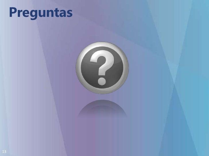 Recursos adicionales<br />Título: SilverlightAutor: Matías IaconoISBN: 978-987-663-010-8<br />