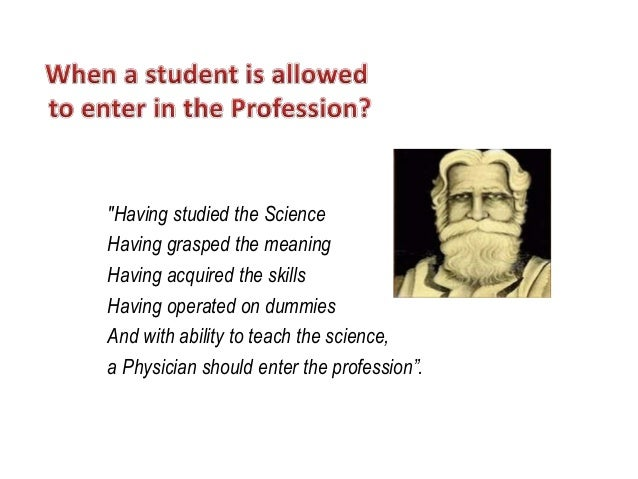 Efeective clinical and practical skill teaching Slide 3