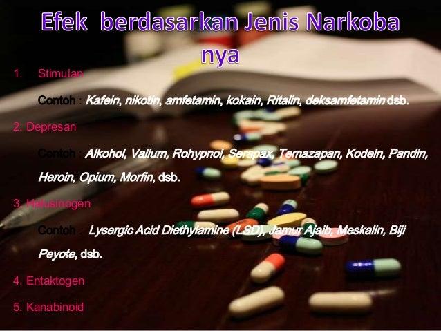 Efek penyalahgunaan narkoba 1