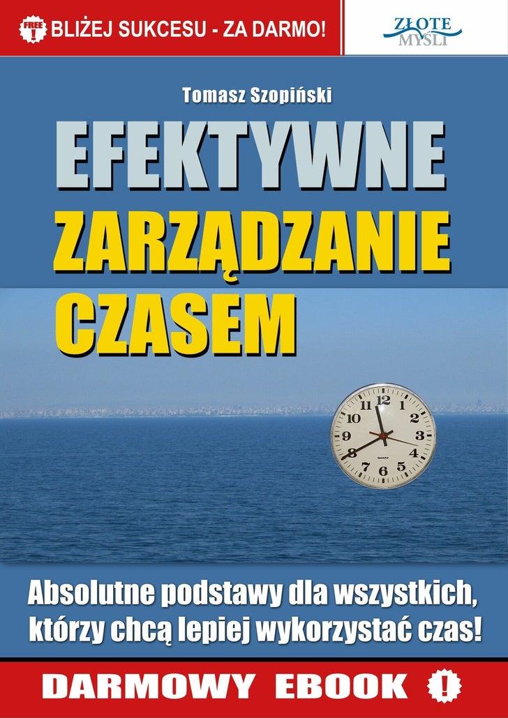 © Copyright for Polish edition by ZloteMysli.pl Data 08.01.2008 r.          Wydanie darmowe, promocyjne dostarczone przez ...