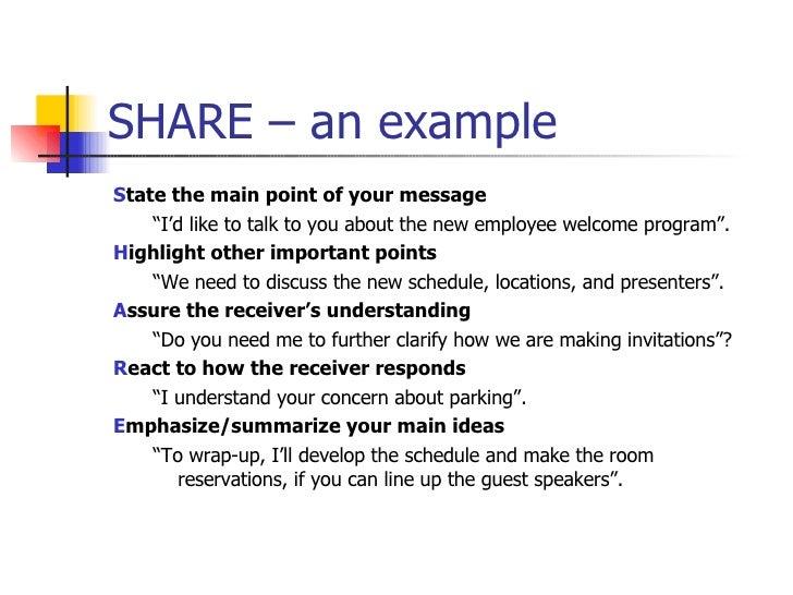 importance effective communication essay