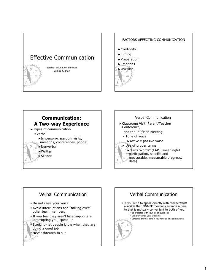 FACTORS AFFECTING COMMUNICATION                                               ► Credibility                               ...