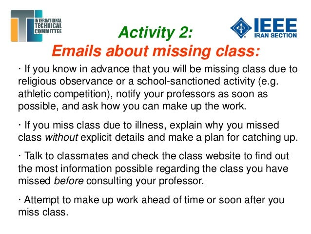 20 Teaching Ideas About Email Writing