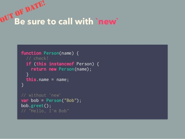 You can use ES6 now! • Modern browsers and io.js (node.js) support  half of ES6 features. • Safari 9 (WebKit) will suppor...