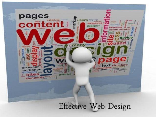 Effective Web Design  Effective Web Design  1 Enterprise Online Marketing Solutions < SEO > < PPC > < Social Media > < On-...