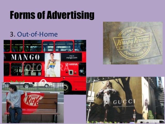 Effective advertising techniques
