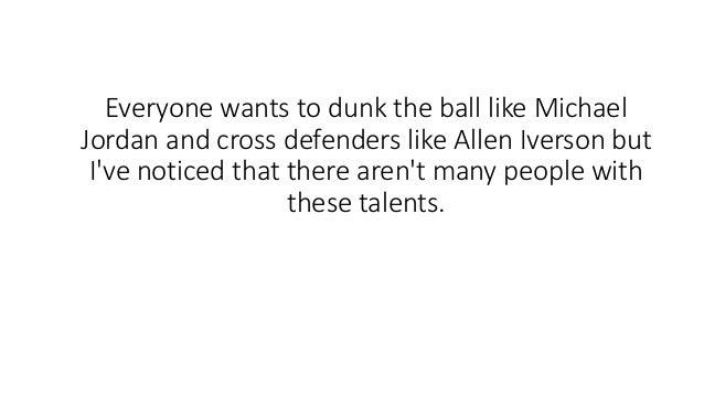 michael jordan ball handling
