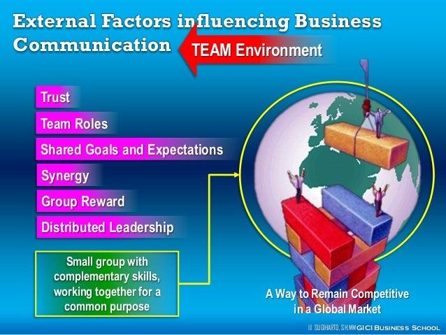 Internal & External Forces That Influence Employee Behavior