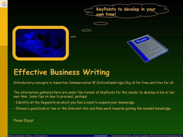 the effectiveness of business information 2 essay Communication skills are essential in all worknolcom/wp-content/uploads/2015/02/effective-communication-skills-to-the where the business process.
