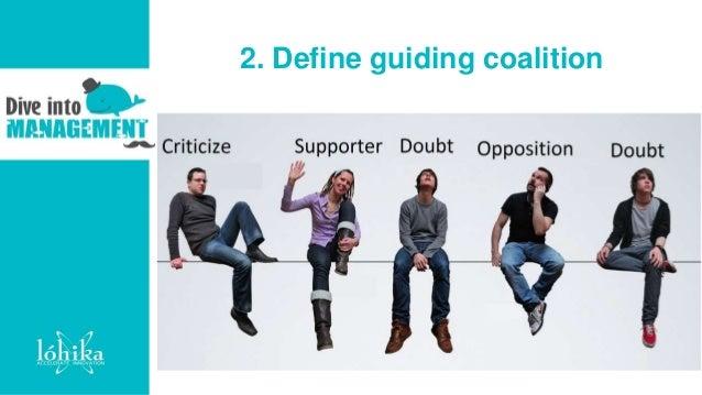 guiding coalition