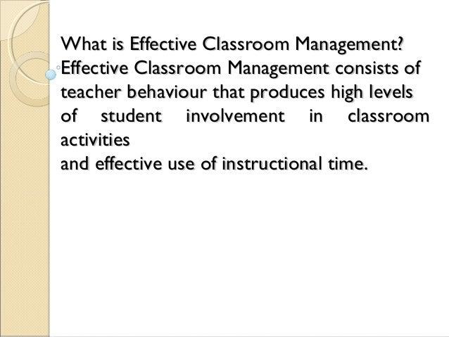 Top five qualities of effective teachers, according to students
