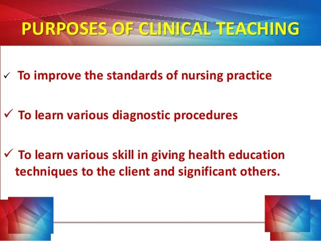 teaching strategies of clinical instructors of Mrm theory can be used in teaching in the case that teachers try to perceive their students' world and design teaching strategies in order to help their growth there have been lots of studies about the importance of models' role in teaching nursing, in a way that role modeling has been introduced as one of the most important functions of .