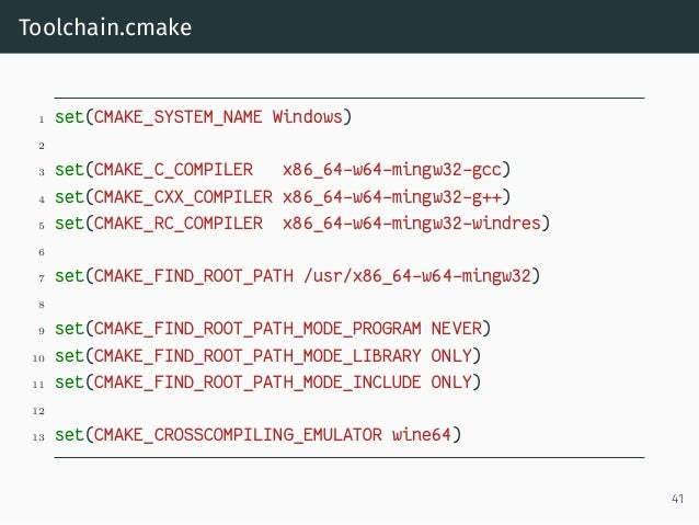./install.sh line 73 cmake command not found