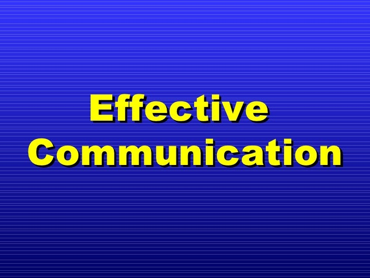 effective communication coursework Develop strong communication skills that would increase the chance for of course, there are many aspects to effective communication and you may want more.