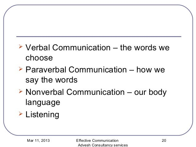 communication training module Effective communication training module videos effective communication part 1: communication and planning styles effective communication part 2: effective meetings.