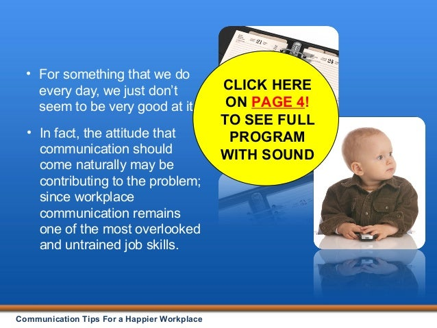how to improve communication skills in the workplace pdf