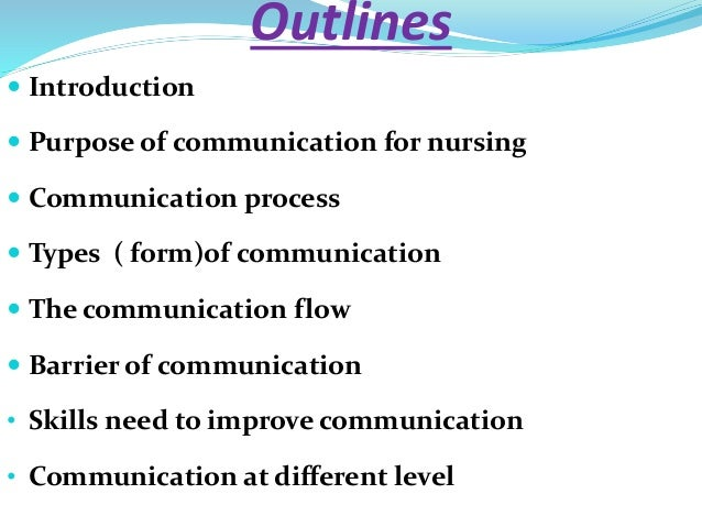 apply effective communication skills in nursing One of the many foundational skills that i strive to pass on to future nursing  students in one of my pre-nursing courses is effective  all in all, these activities  to reinforce communication skills for nurses are great fun.