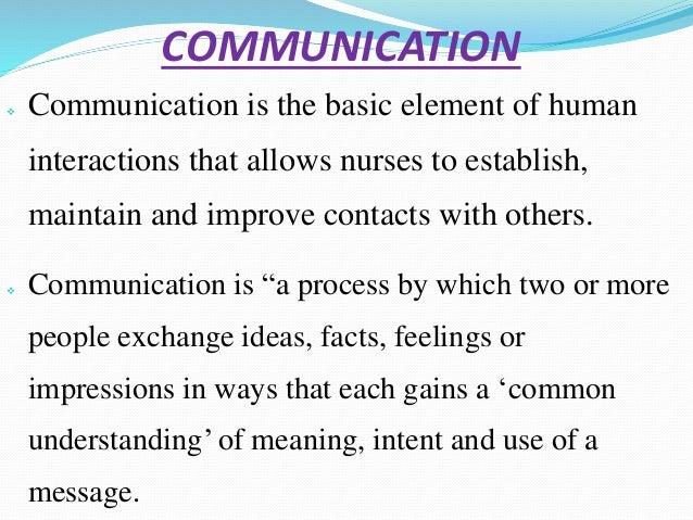 communication skills essays nurses Example essay on developing communication skills are essential in nursing communication skills and the interaction level essays more nursing essays nursing.