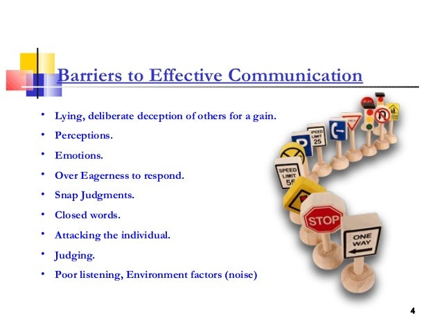barriers to effective communication 3 essay B barriers to effective communication university of phoenix ca/304 effective mastering the barriers to communication get a custom essay sample written.