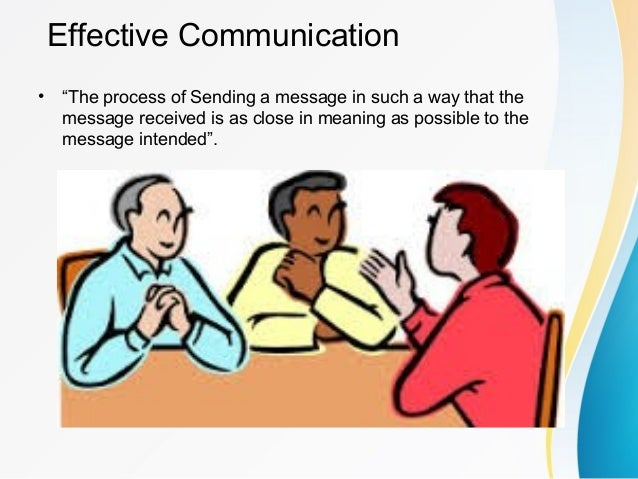 effective communication effective techniques 3 The path to improving student communication skills  although it may appear simple on the surface, effective conversations include a give-and-take exchange that.