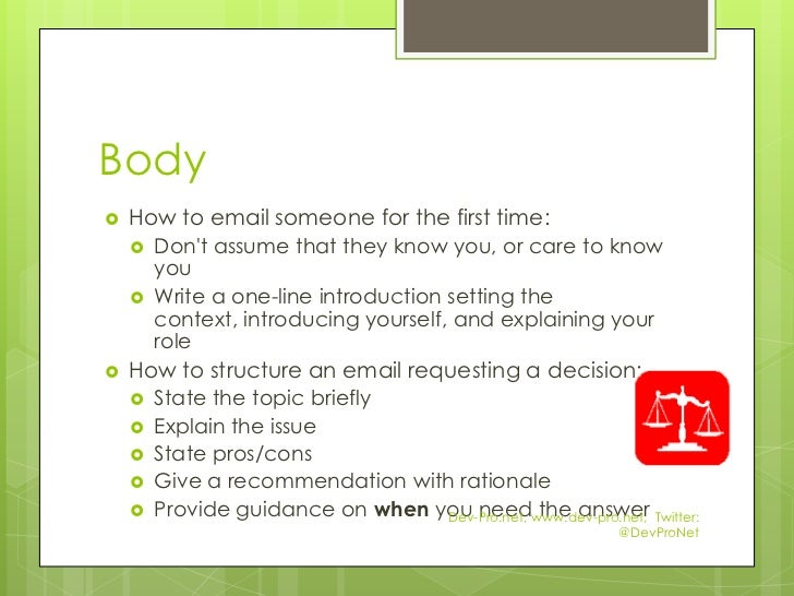 Effective communication via email 18 spiritdancerdesigns Image collections
