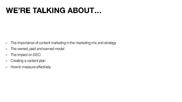 Content marketing is the strategic marketing approach of creating and distributing valuable, relevant and consistent conte...
