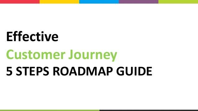 Effective Customer Journey 5 STEPS ROADMAP GUIDE