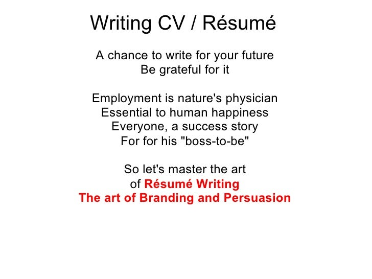 Professional Resume Writer To Write YourMomHatesThis  Tips For Writing A Resume
