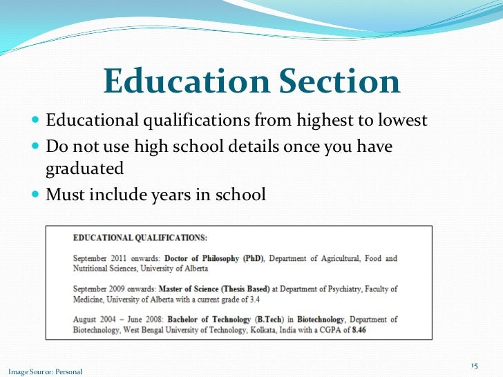 Education Section Educational Qualifications. Sample Resume For Professor Template. Purchasing Manager Resume Samples Template. Free Signup Sheet Template. Schedule Ppt Template. Baby Shower Invitations Template. Tracking Tool In Excel Template. Risk Mitigation Plan Template. What Information Do You Put In A Cover Letter Template