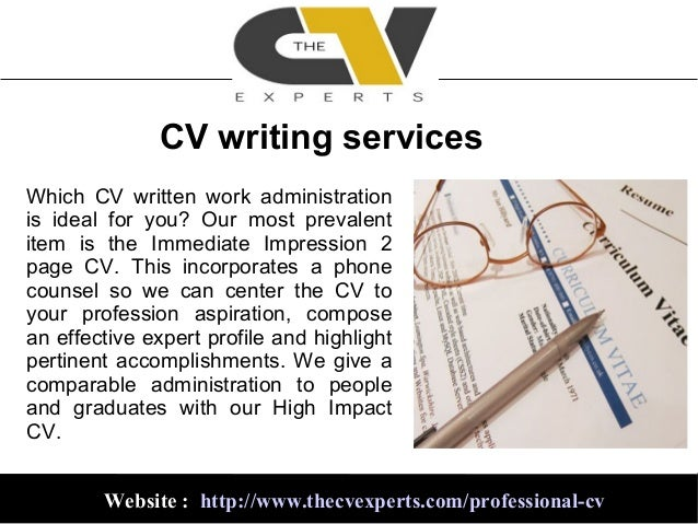 Cv writing services 5