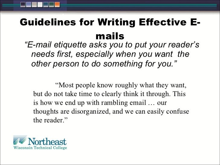 10 Tips for Writing Effective Emails That Will Help You Get What You Want