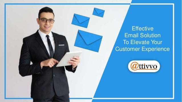 Effective Email Solution To Elevate Your Customer Experience